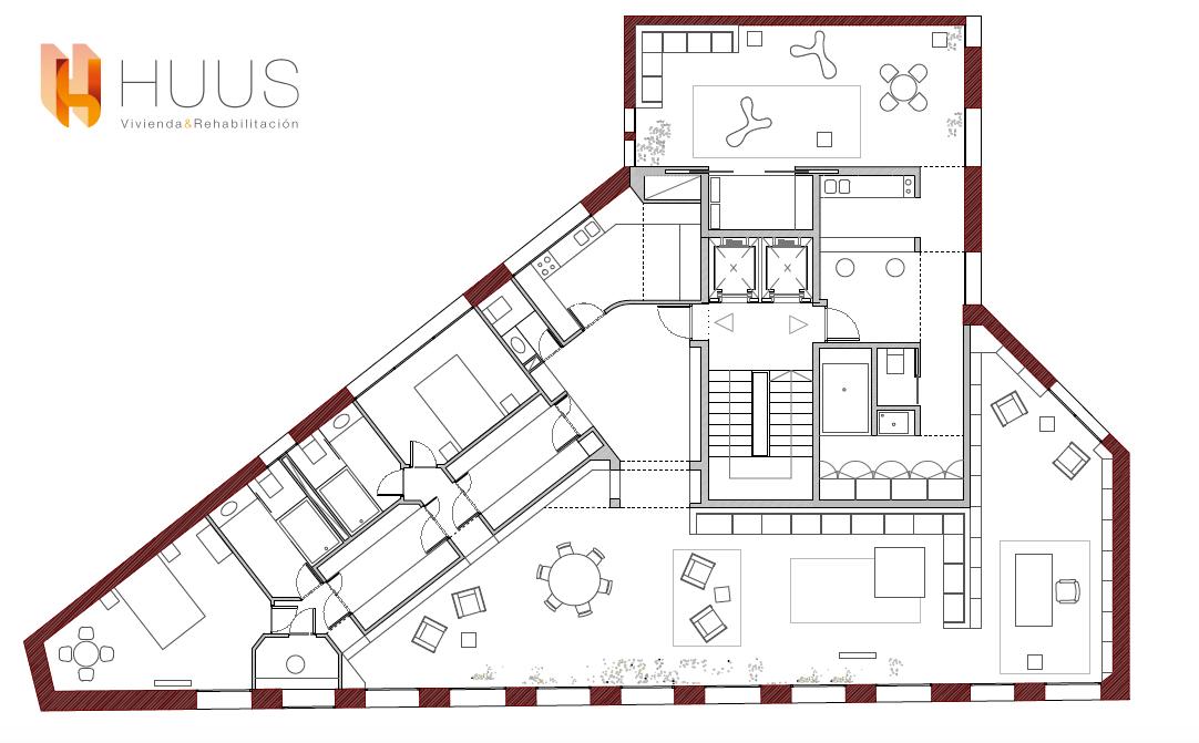 Cambio de uso de local a vivienda madrid cheap alivio for Cambio de uso de oficina a vivienda