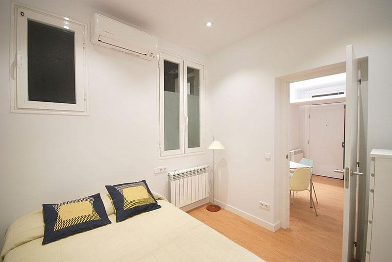 Reforma de vivienda Trafalgar, Madrid